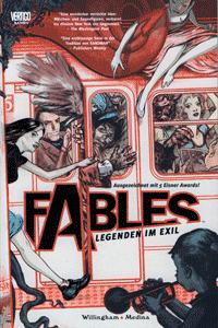 Fables, Band 1, Panini Comics (Vertigo/Wildstorm)