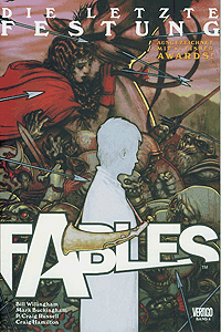 Fables, Band 4, Panini Comics (Vertigo/Wildstorm)
