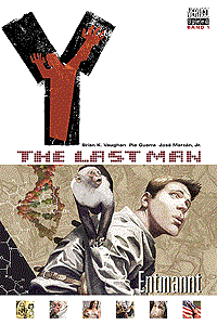 Y-The last man, Band 1, Panini Comics (Vertigo/Wildstorm)