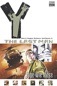 Y-The last man, Band 2, Panini Comics (Vertigo/Wildstorm)
