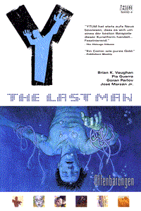 Y-The last man, Band 4, Panini Comics (Vertigo/Wildstorm)