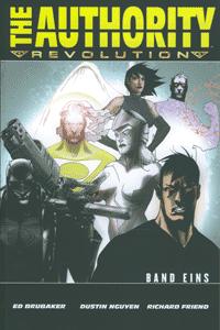 The Authority, Band 1, Panini Comics (Vertigo/Wildstorm)