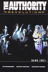 The Authority, Band 2, Panini Comics (Vertigo/Wildstorm)