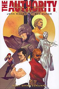 The Authority, Band 3, Panini Comics (Vertigo/Wildstorm)