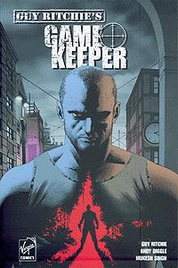 GAMEKEEPER, Einzelband, Panini Comics (Vertigo/Wildstorm)