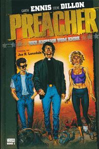 PREACHER Hardcover, Band 1, Der Anfang vom Ende