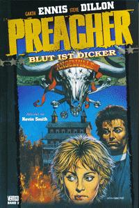 PREACHER Hardcover, Band 2, Panini Comics (Vertigo/Wildstorm)