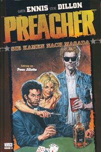 PREACHER Hardcover, Band 3, Panini Comics (Vertigo/Wildstorm)