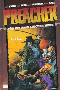 PREACHER Hardcover, Band 4, Für ein paar Leichen mehr