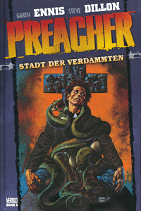 PREACHER Hardcover, Band 5, Stadt der Verdammten
