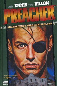 PREACHER Hardcover, Band 9, Panini Comics (Vertigo/Wildstorm)