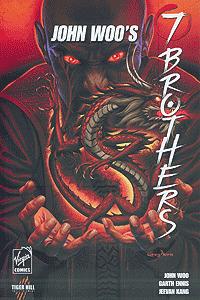 7 Brüder, Band 1, Panini Comics (Vertigo/Wildstorm)