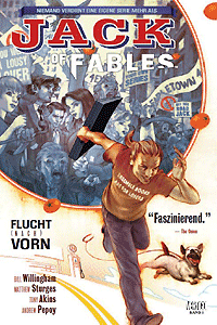 Jack of Fables, Band 1, Panini Comics (Vertigo/Wildstorm)