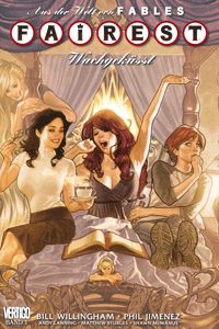 FAIREST, Band 1, Panini Comics (Vertigo/Wildstorm)