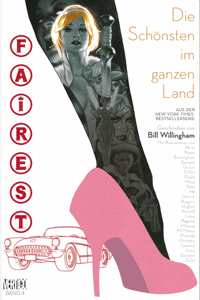 FAIREST, Band 4, Panini Comics (Vertigo/Wildstorm)
