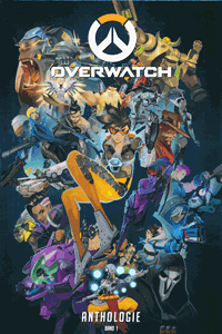 OVERWATCH - ANTHOLOGIE lim. Hardcover, Band 1, Panini Comics | Vertigo, Wildstorm, Panini