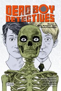 DEAD BOY DETECTIVES lim. Hardcover, Band 1, Die �ngste von Schuljungen