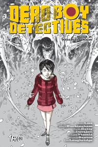 DEAD BOY DETECTIVES lim. Hardcover, Band 2, Panini Comics (Vertigo/Wildstorm/Panini)