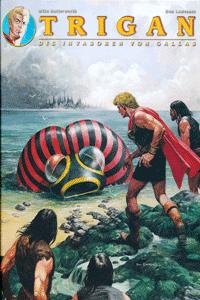 TRIGAN | Panini Comics, Band 2, Panini Comics (Vertigo/Wildstorm/Panini)