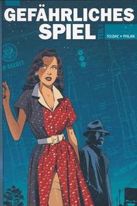 GEFÄHRLICHES SPIEL, Band 1, Panini Comics