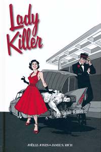 LADY KILLER lim. Hardcover, Band 1, Panini Comics | Vertigo, Wildstorm, Panini