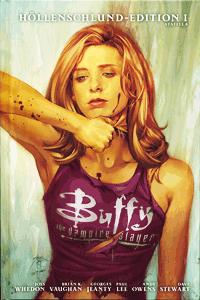 BUFFY Deluxe [comic] , Band 1, Panini Comics
