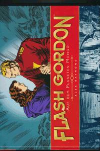 FLASH GORDON Comic, Band 1, Hannibal Kult Comics