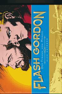 FLASH GORDON, Band 2, Der Tyrann von Mongo