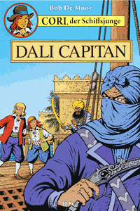 CORI, der Schiffsjunge, Band 1-5, BD Must editions