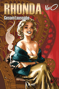 RHONDA Gesamtausgabe, Band 1-3, BD Must editions
