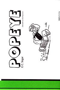 POPEYE, Dicker Band, marebuchverlag