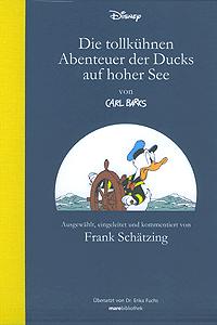 Die tollk�hnen Abenteuer der Ducks auf hoher See, Einzelband, marebuchverlag