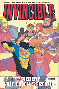 Invincible, Band 2, Nona arte