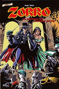 Zorro: Die Abenteuer des schwarzen Reiters, Band 1, Classic Heroes