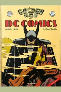 The Golden Age of DC Comics, Einzelband, Taschen Verlag