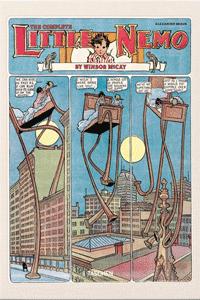 Winsor McCays Little Nemo Gesamtausgabe, Band 1, 1905–1909
