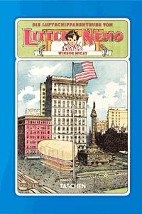 Die Luftschiffabenteuer von LITTLE NEMO, Einzelband, Taschen Verlag