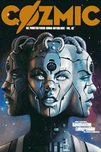 COZMIC, Band 2, Die phantastische Comic-Anthologie