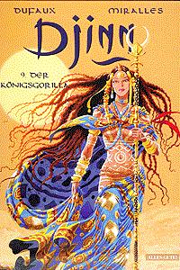 Djinn, Band 9, Der Königsgorilla