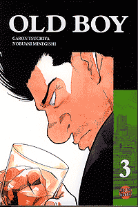 Old Boy, Band 3, Carlsen-Manga