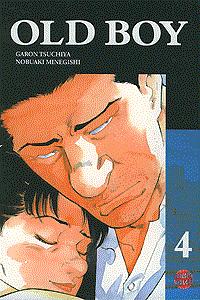Old Boy, Band 4, Carlsen-Manga