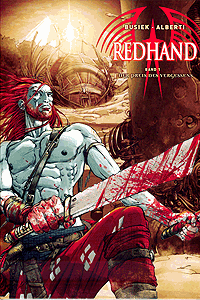 Redhand, Band 1, Cross Cult