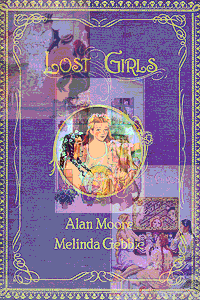 LOST GIRLS, Schuber, Cross Cult