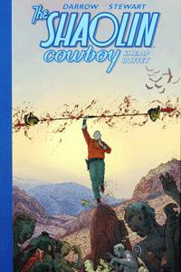 SHAOLIN COWBOY, Band 1, Shemp Buffet