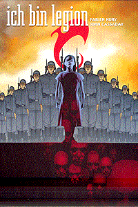 Ich bin Legion, Einzelband, Cross Cult
