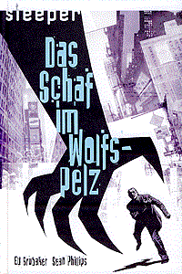 Sleeper, Band 1, Das Schaf im Wolfspelz