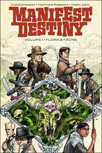 MANIFEST DESTINY, Band 1, Cross Cult