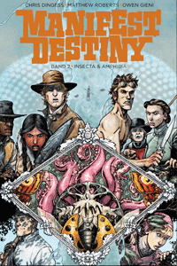 MANIFEST DESTINY, Band 2, Cross Cult