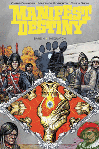 MANIFEST DESTINY, Band 4, Cross Cult