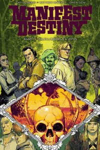 MANIFEST DESTINY, Band 7, Cross Cult